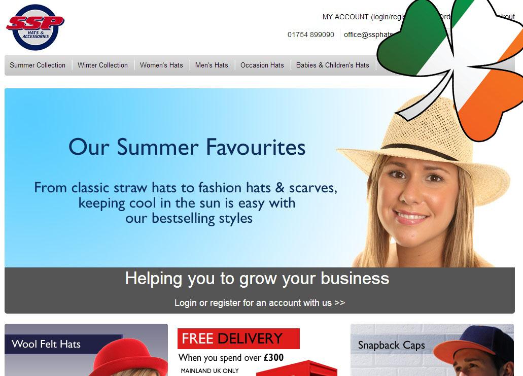 ssp web screenshot ireland flag b326460637a