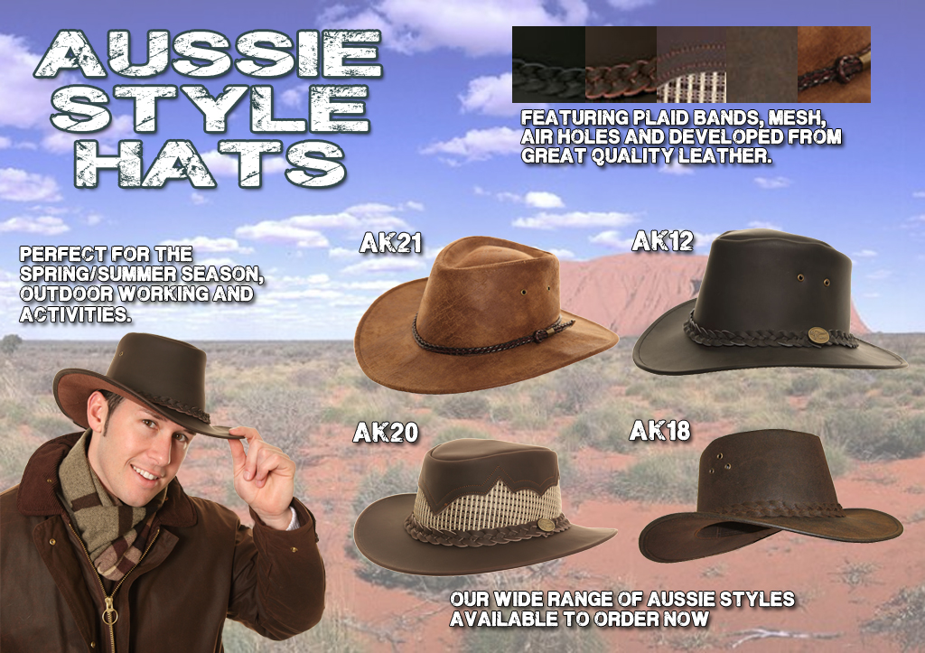 Grab yourself an Aussie style hat 0596952b0bb